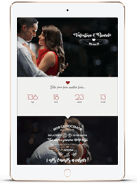 web-de-boda-monochromatic